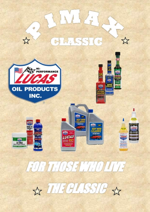 New Partnership: LUCAS OIL